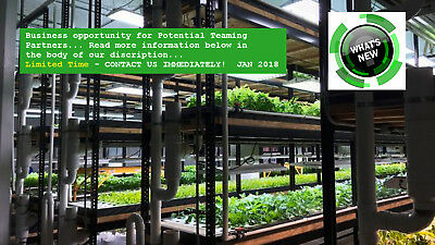 40' FT  Grow Box By ACHI MODULAR -320 Sqft - Brand New - Made in USA