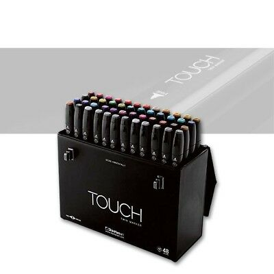Touch Twin Marker 48er Set Touch 17966345 Layoutmarker