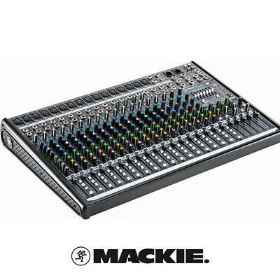 Mackie ProFX22 V2 Compact 22 Channel Mixer with Sub Groups USB and Effects Mixin