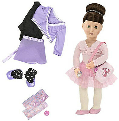 Our Generation Sydney Lee Deluxe Doll (Without Book)