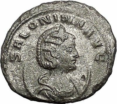 Valerian I Silver Antoninianus Crazy Price Ancient Roman Imperial Coin the Elder