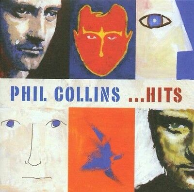 Phil Collins - Hits (Best of / Greatest Hits) NEW CD