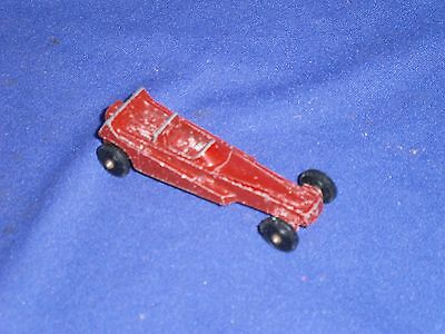 Vintage Tootsie Toy Dragster Diecast Metal Car 2½ inch Circa 1960s-1970s USA