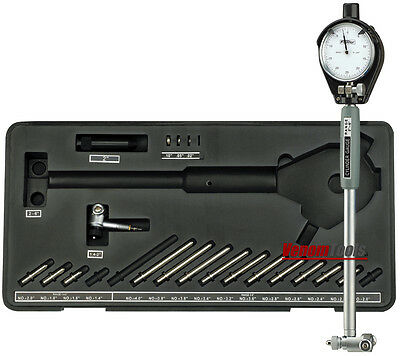 """Fowler 72-646-400       Cyl. Dial Bore Gage 1.4"""" to 6"""""""