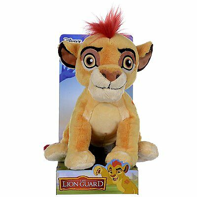 Disney The Lion Guard Kion Plush Soft Stuffed Doll Toy 10'' 25 cm New in Box