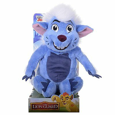 Disney The Lion Guard Bunga Plush Soft Stuffed Doll Toy 10'' 25 cm New in Box
