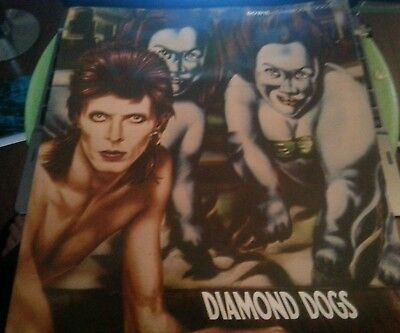 Diamond Dogs David Bowie Songbook Sheet Music Song Book