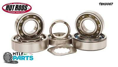 Hot Rods Tbk0067 Kit Cuscinetti Cambio Yamaha Yz 450 F 2003   2005