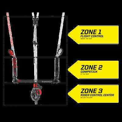 "2014 - 2015 Slingshot 20"" Compstick bar and lines - 30% off"