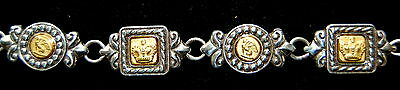 New with Tag, classic BRIGHTON Elegant Coin Bracelet !  with FREE SHIPPING !!