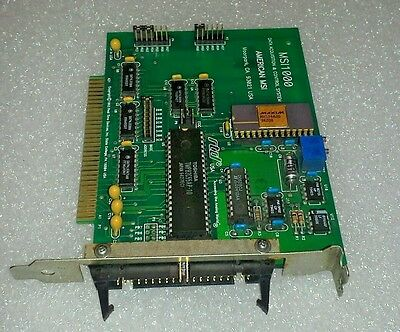 American MSI MSI1000 Circuit Board Data Acquisition & Control System