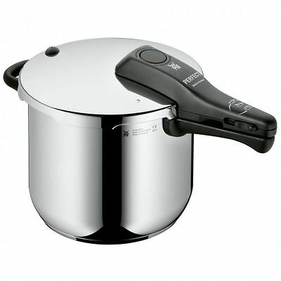 WMF - Perfect 18/10 Stainless Steel Pressure Cooker 6.5Ltr (Made in Germany)