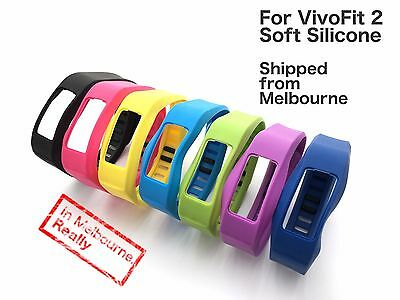 Replacement Band for Garmin VivoFit 2  - Pedometer. Many Colours - Melbourne!