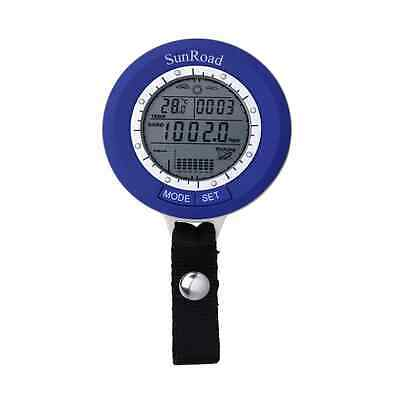 SR204 Sunroad LCD Altimeter Barometer Thermometer Outdoor Sporting Fishing