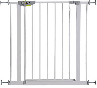 Hauck Squeeze Handle Safety Gate Easy/Fit Adjustable/Childproof BNIB