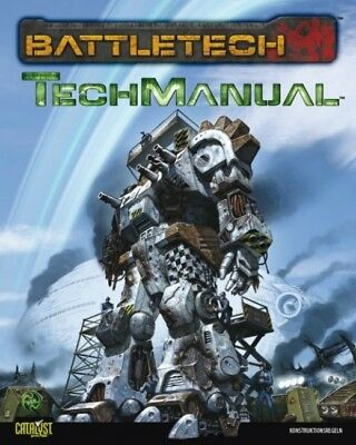 BattleTech TechManual (Konstruktionsregeln) (Deutsch) US40003 Tech Manual Mech