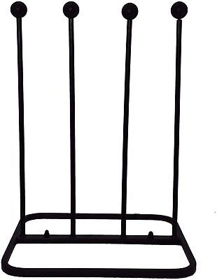 Firewood Log Holder Stand Basket/Carrier Storage for Woodstove Made of Cast Iron