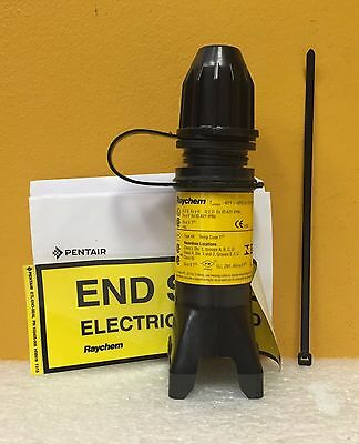 NEW RAYCHEM E-100-A CABLE COMPONENT END SEAL  E100A