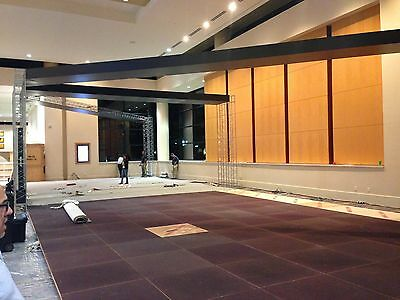 Heavy Load Panel 998X998 (OCTANORM) / raised flooring for tradeshows