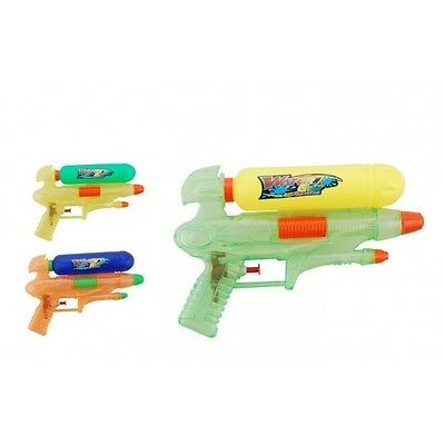 Kids Water Pistol Blaster Assorted Colours Children Play Toy