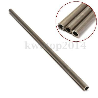 1PC Titanium Grade 2 Gr.2 Tube Tubing OD 6mm x 4mm ID, Wall 1mm, Length 20cm