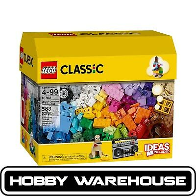 LEGO 10702 Classic Creative Building Set (BRAND NEW SEALED)