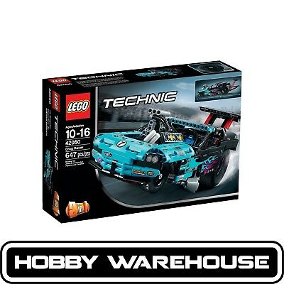 LEGO 42050 Technic Drag Racer (BRAND NEW SEALED)