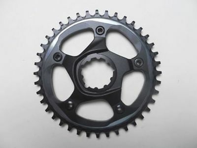 SRAM Force CX1 40T X-Sync Chainring W/Spider -Cyclocross 110 BCD 11-Speed