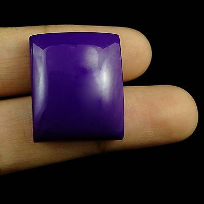 25.65Cts Magnificent Loose SUGILITE Cabochon Flat Back Amazing Superb Edelstein