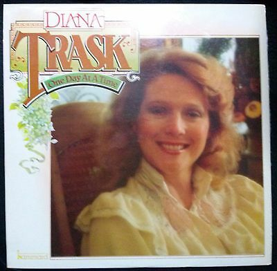 Diana Trask One Day At A Time Vinyl Lp Australia