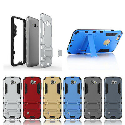 New Hybrid Shockproof Heavy Duty Armor TPU+PC Kickstand Case Cover for Phone