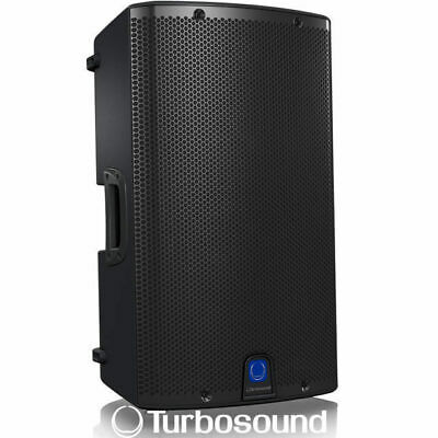 "Turbosound iX15 Active 15 "" 1000W PA Speaker with Blutooth Powered 15 inch"