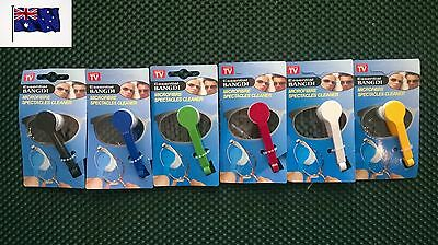 Microfibre Spectales Sunglasses Cleaner Easy Clean Polish Choose Your Colour