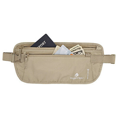 Eagle Creek RFID Blocker Money Belt DLX Dokumentengürtel