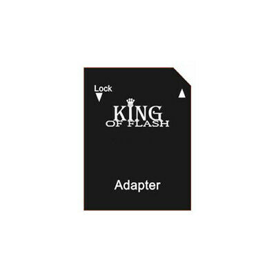 Micro SD to SD Adapter Converter Supports Upto 32GB Black