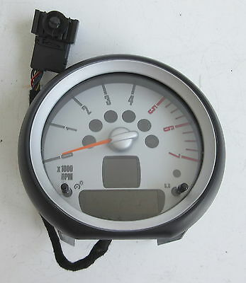 Genuine Used MINI Rev Revolution Counter for R56 R55 R57 R58 R59 - 9153403