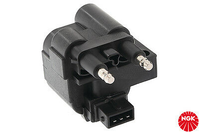 NGK U3009 / 48068 Ignition Coil Genuine NGK Component & Free Gift