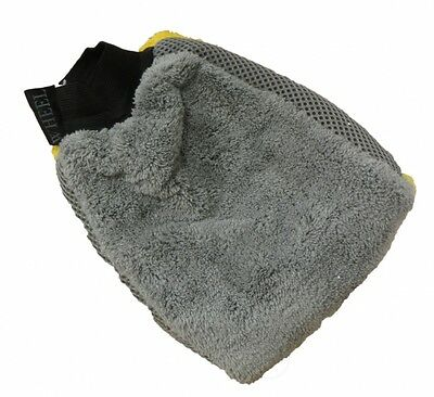 Chemical Guys Luxurios Microfaser Wash Mitt Waschhandschuh