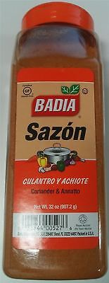 Badia Sazon with Coriander and Annatto 907.2g