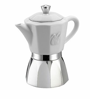 GAT Chic Stovetop Coffee Espresso Maker 4 Cup