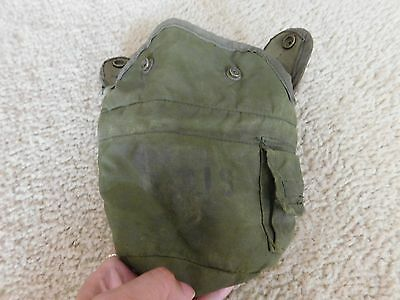 US MILITARY LC-2 2-Quart Water Canteen Cover Carrier W Sling ...