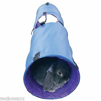 Rosewood Small Animal Pet Rabbit & Guinea Pigs Activity Tunnel Run Play Toy New