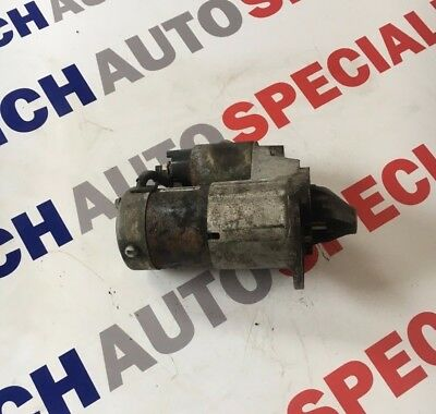 Renault Nissan Dacia 1.5 Dci Starter Motor Front Of Engine Fitment