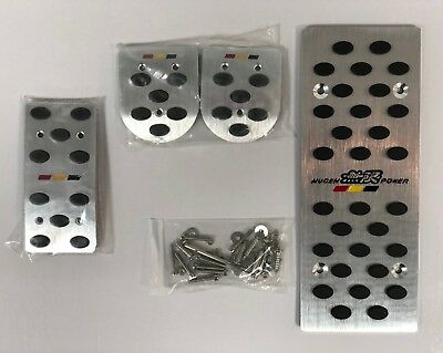 MUGEN STYLE Manual Pedals Fits ALL HONDA CIVIC INTEGRA S2000 PRELUDE DC2 DC5