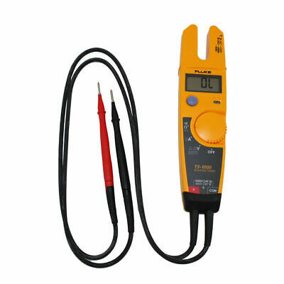 Fluke T5-1000, 1000V Voltage, Continuity and Current Electrical Tester