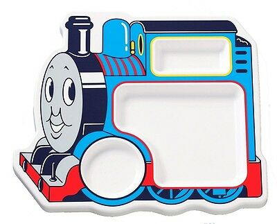 New OSK Thomas the Tank Engine lunch plate KP-16 From Japan