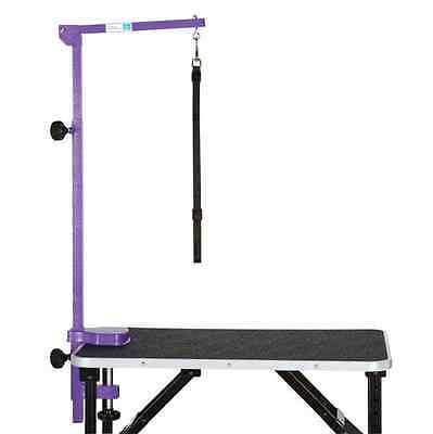 Master Grooming Tools Pro Master Foldable Grooming Arm - For Dog Grooming Tables