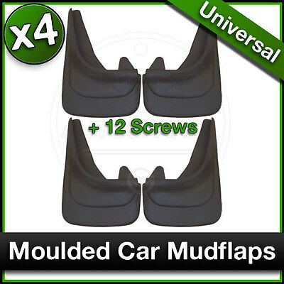 MOULDED Car MUDFLAPS Contour Mud Flaps Universal VAUXHALL MOKKA TIGRA Fitted x4