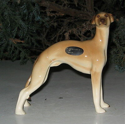 Whippet Standing Statue England