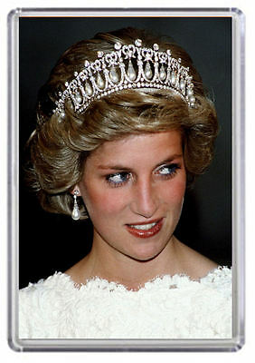 Diana, Princess of Wales Fridge magnet 02
